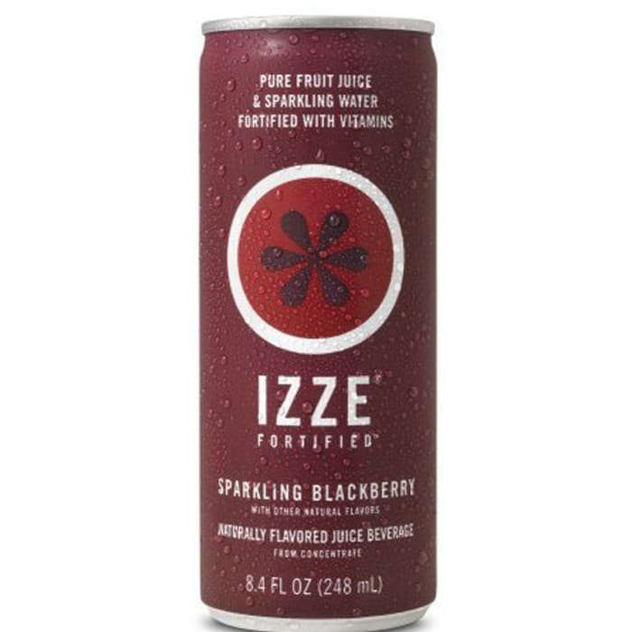 Izze Blackberry Sparkling Juice