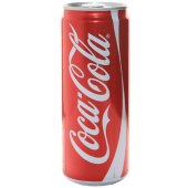 Coca Cola Slim Classic Canned Drink 320ml