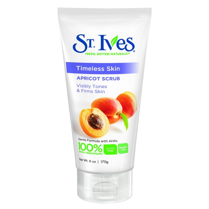 St ives Scrub Apricot Renew & Firm