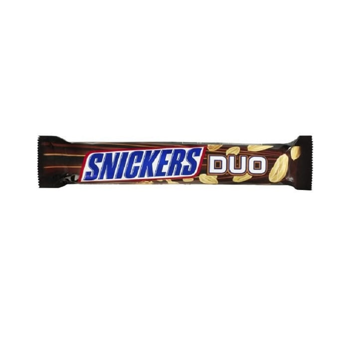 Snickers Chocolate Duo