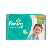 Pampers Baby-Dry Extra Large Diapers Size 6 - 48 Count