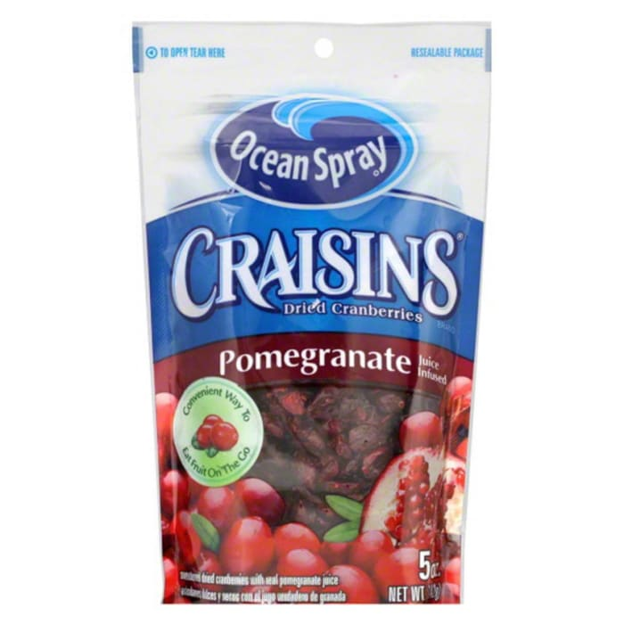 Ocean Spray  Dried Cranberry With Pomegranate
