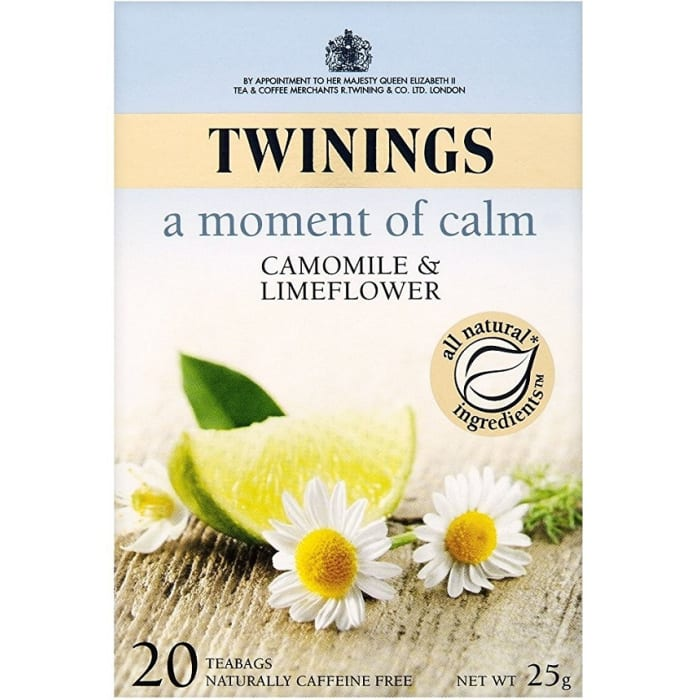 Twinings Tea Moment Of Calm Camomile & Limeflower