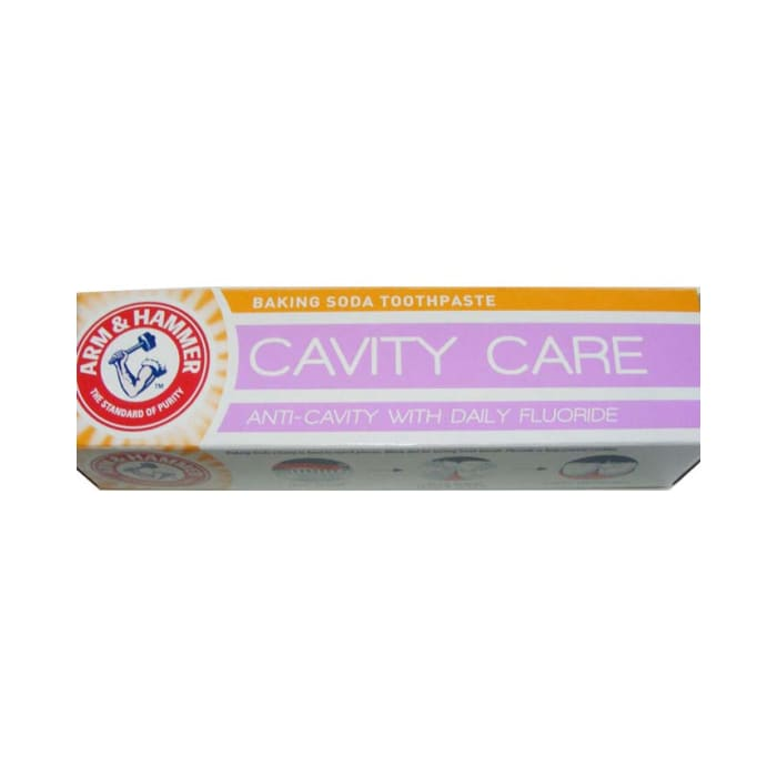 Arm & Hammer Cavity Care  Toothpaste