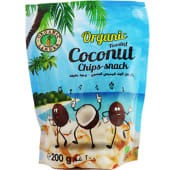 Organic Larder Toasted Coconut Chips