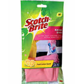 Scotch Brite Medium Gloves