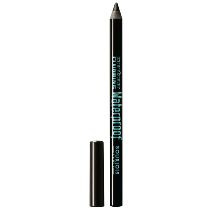 Bourjois Contour Clubbing Waterproof Pencil & Liner 41 Black Party