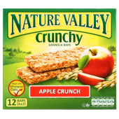 Nature Valley Crunch Granola Bars Apple Crunch