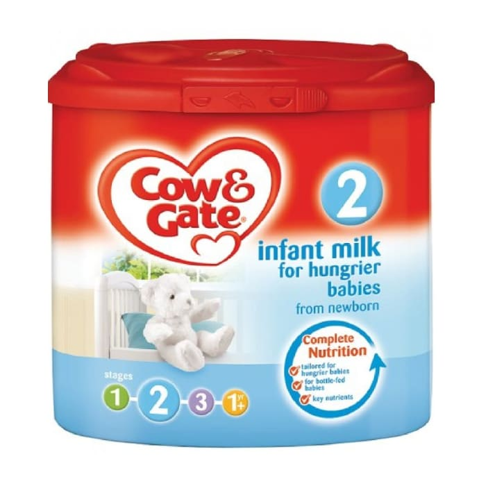 Cow And Gate Baby Milk Stages 2
