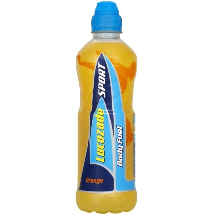 Lucozade Sportpack Orange