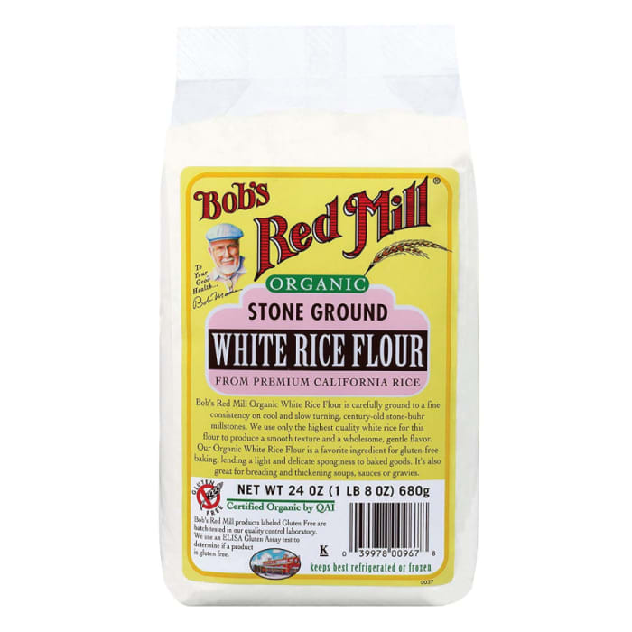 Bob's Red Mill Organic White Rice Flour