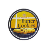 K.Rogers Danish Butter Cookies Tin
