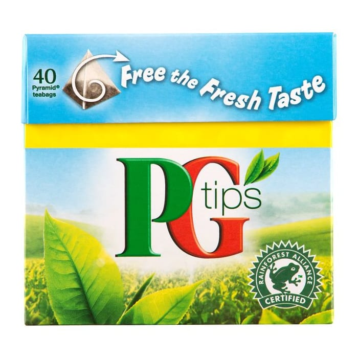 PG TIPS Pg Tips Tea Bag