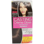 L'Oreal Paris Casting Creme Gloss Dark Brown 400