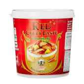 Pantai Red Curry Paste