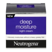 Neutrogena Deep Moisture Night Cream 63g