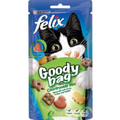 Felix Goody Bag Duck Turkey Rabbit Cat Food