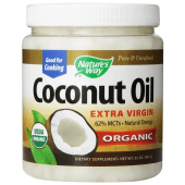 Natures Way Extra Virgin Organic Coconut Oil