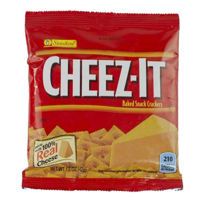 Cheez-It Original Snack