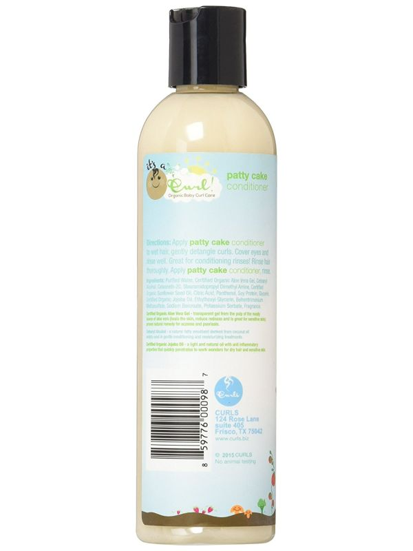 Patty Cake–Baby Curl Conditioner