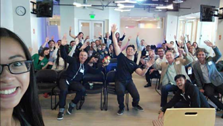 Past Pitch Competition Photo