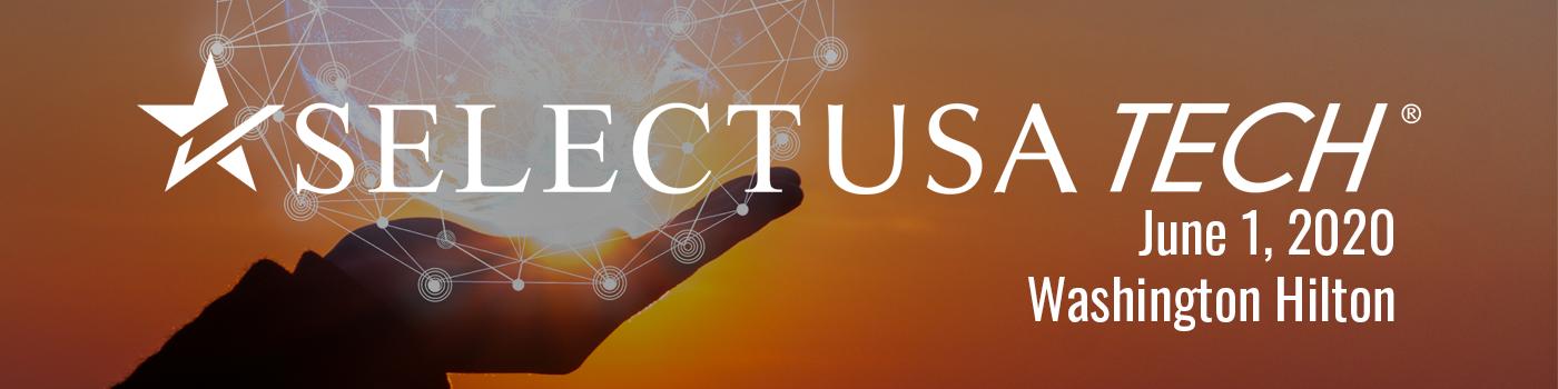 SelectUSA Tech Banner Image