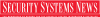 Security Systems News Logo