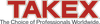 Takex America, Inc. Logo