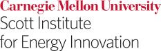 Carnegie Mellon University Scott Institute for Energy Innovation Logo