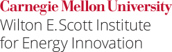 Carnegie Mellon University Scott Institute for Energy Innovation Logo