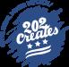 202 Creates Logo