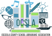 Osceola County School Librarians' Association Logo