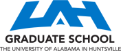 The University of Alabama in Huntsville Graduate School Logo