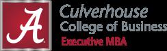 University of Alabama Executive MBA Logo