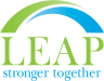 Lansing Economic Area Partnership (LEAP) Logo