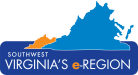 Virginia Coalfield Economic Development Authority Logo