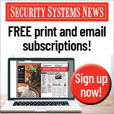 Security Systems News Subscription Ad
