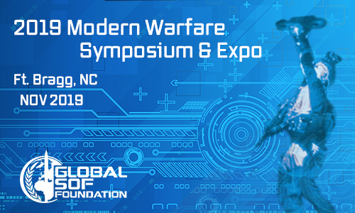 2019 Modern Warfare Symposium & Expo