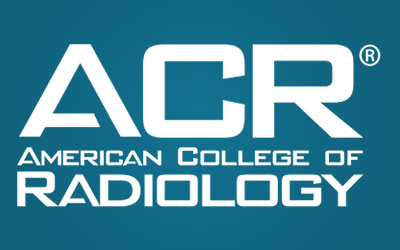 American College of Radiology (ACR) Logo