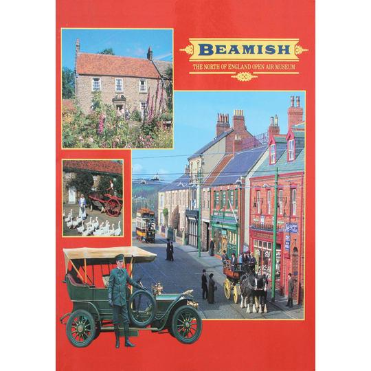 Dementia friendly Beamish Air Museum - A4 (210 x 297mm)