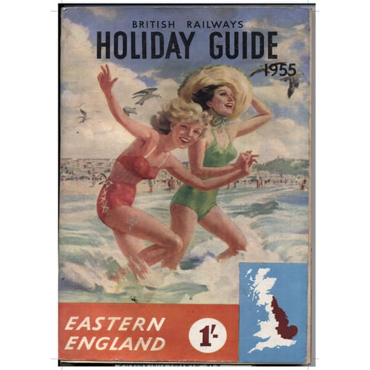 Dementia friendly British Holiday Guide - A4 (210 x 297mm)