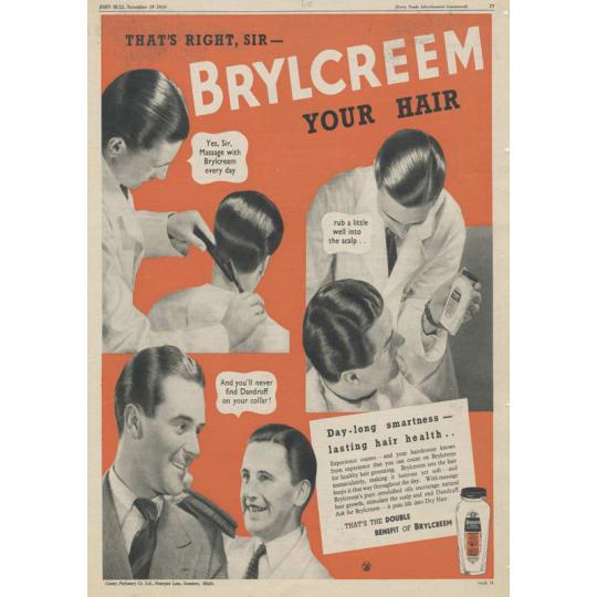 Dementia friendly Brylcreem for Men 2 - A4 (210 x 297mm)