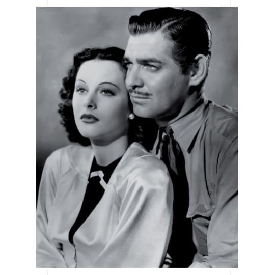 Clark Gable 2 - A4 (210 x 297mm)
