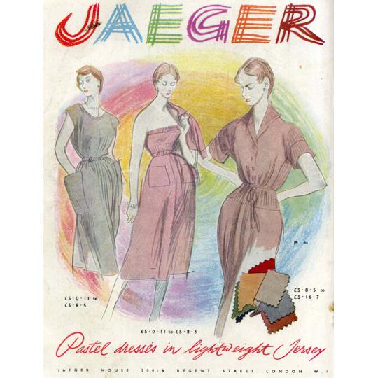 Jaeger Pastels - A4 (210 x 297mm)