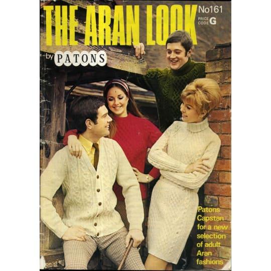 The Aran Look - A4 (210 x 297mm)