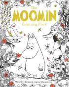 The Moomin colouring book. With Tove Jansson's original illustrations