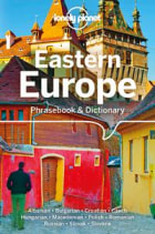 Eastern Europe phrasebook and dictionary