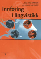 Innføring i lingvistikk