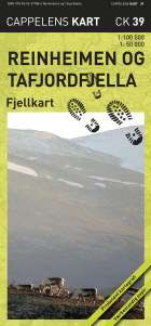 Reinheimen og Tafjordfjella