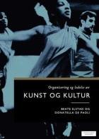 Organisering og ledelse av kunst og kultur